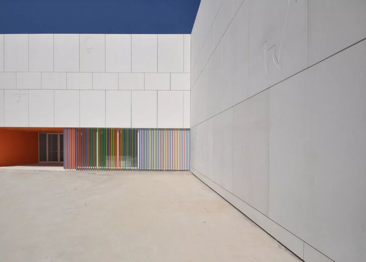 #Architecture in #Spain - #CulturalCentre by Pere Puig arquitecte