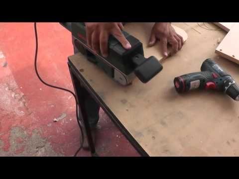 Como hacer una zapatera - YouTube