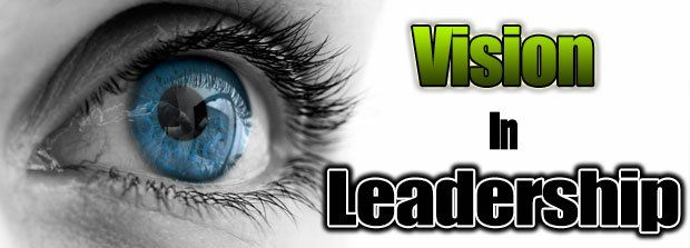 Leadership Vision.  Have the balls to have a big vision and hold to it.