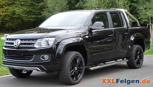 der neue vw amarok mit coolen dbv mauritius 20 zoll felgen vw felgen pinterest autos. Black Bedroom Furniture Sets. Home Design Ideas