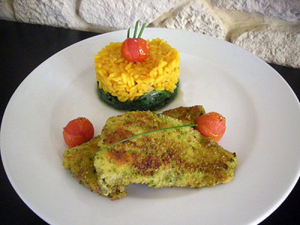 Recette Filets de limande a la pistache par Chantal1698 - Ptitchef