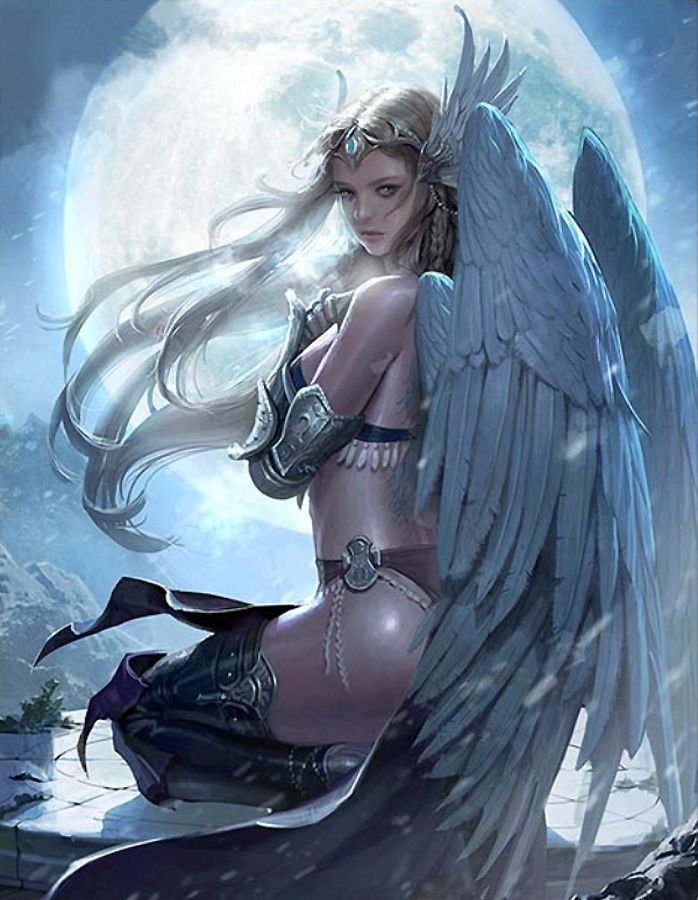Hottest mmorpg collect sexy angels, big swinging dick wikipedia