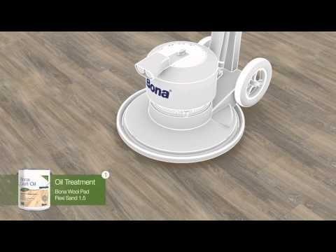 Bona Craft Oil Ash - uw houten vloer in de olie zetten - lichte uitstraling van uw vloer.