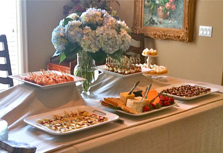 Buffet Table Food Display Ideas Jenny Steffens Hobick