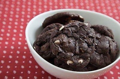 Panera chocolate cookies recipe