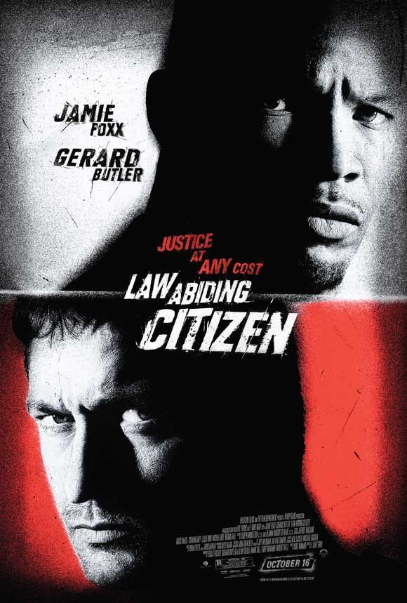 Law Abiding Citizen 27x40 Movie Poster (2009)