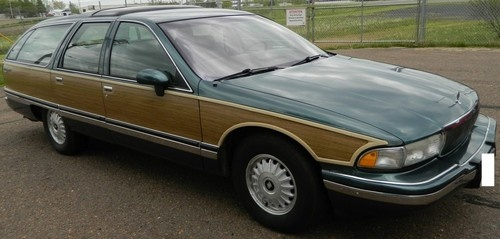 1993 buick century wagon related infomation specifications weili automotive network. Black Bedroom Furniture Sets. Home Design Ideas