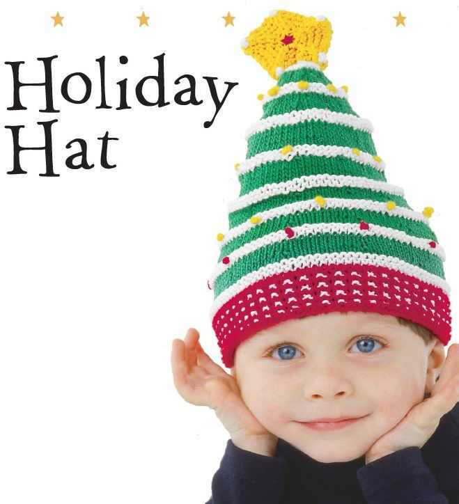 Knitting Patter For Holiday Hat Debby Ware S Christmas