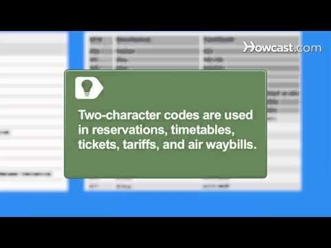 Handbuch für Reisebüros: So erhalten Sie einen IATA-Code