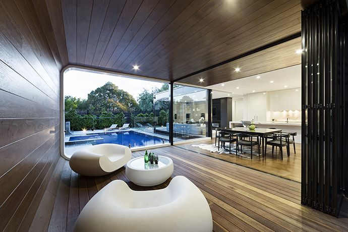 Curva House LSA Architects