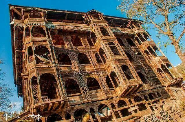 Kashmir pakistan, Old houses and Pakistan on Pinterest