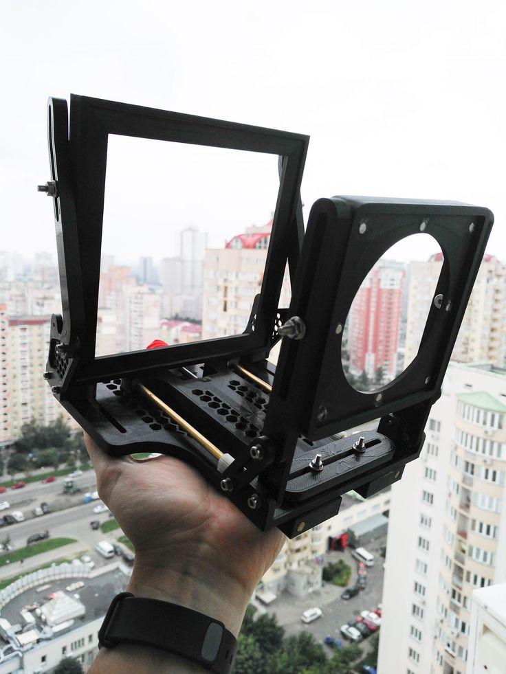 3d printed field camera en 2020