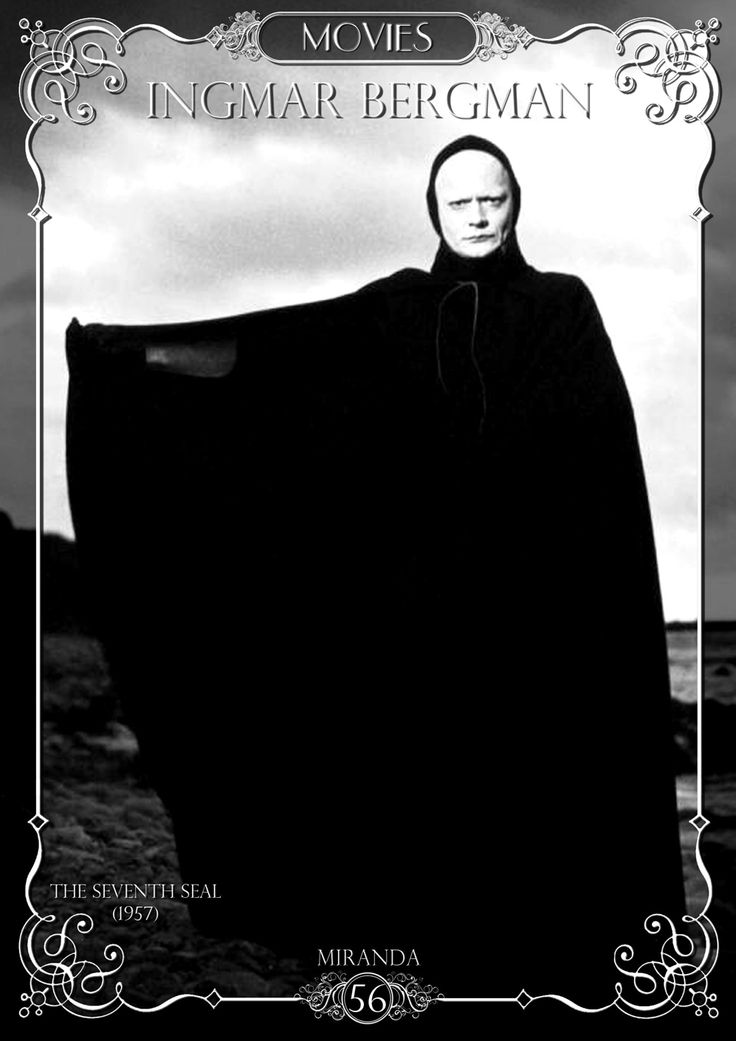 "Tribute to ""Ingmar Bergman"" in Miranda magazine  You can download the magazine free here:  https://www.facebook.com/groups/741118525962252/"