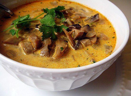 Венгерский грибной суп