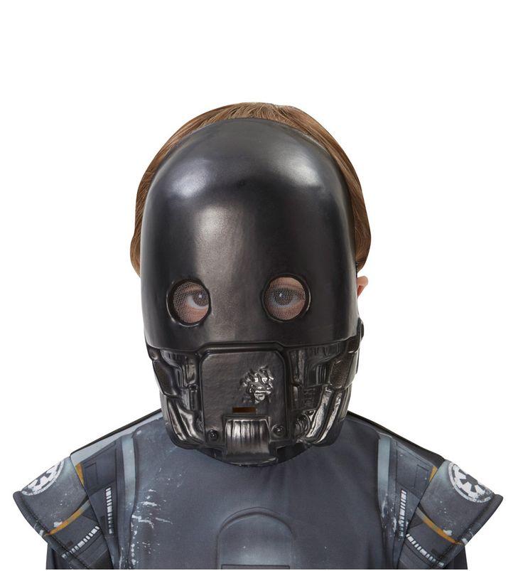 Star Wars. K-2SO-lasten puolimaski