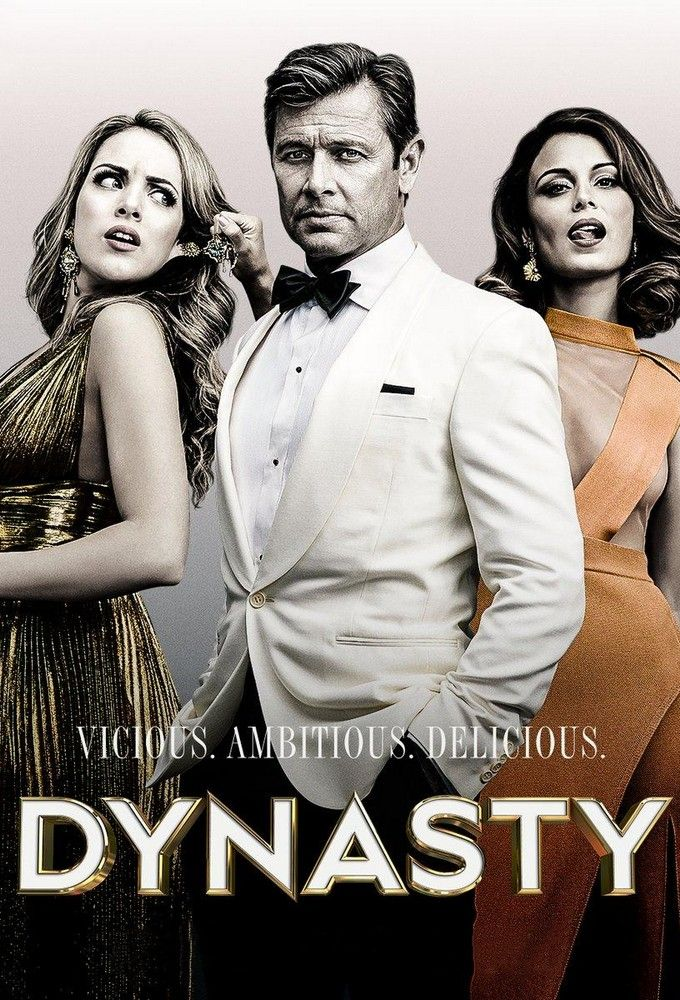Banco de Séries - Organize as séries de TV que você assiste - Dynasty (2017)