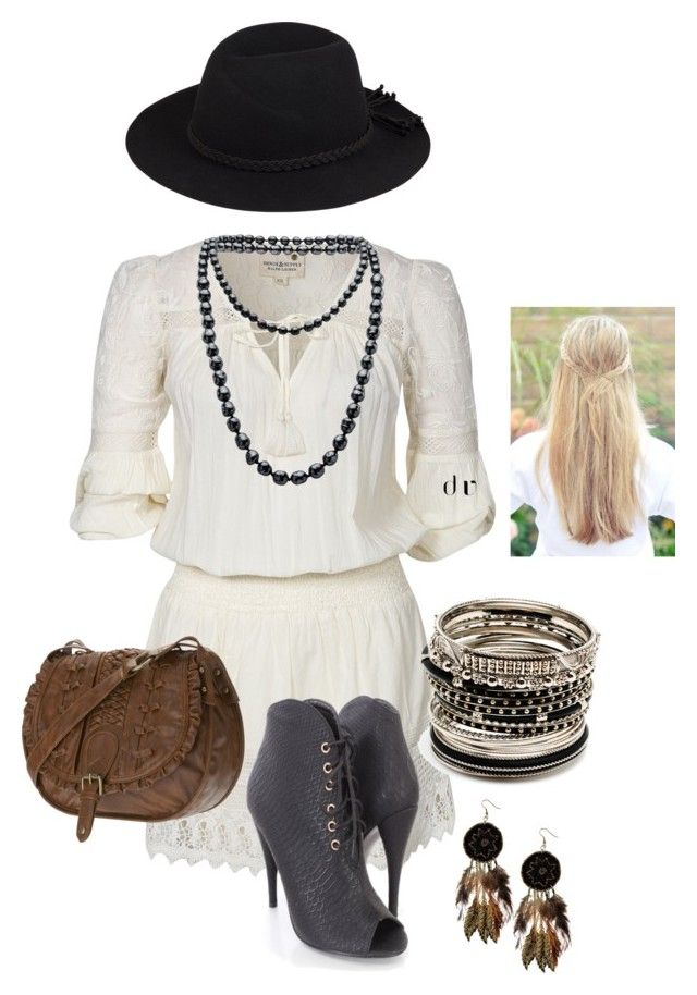 Casual Sheek by rnr210209 on Polyvore featuring polyvore, fashion, style, Denim & Supply by Ralph Lauren, Amrita Singh, Chanel, Boohoo, NLY Accessories and clothing