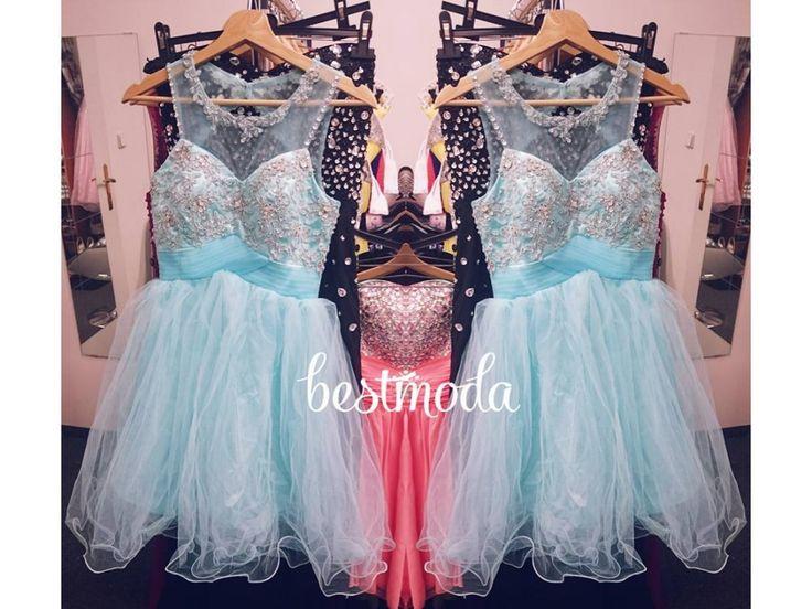 Plesové šaty SKLADEM, prom dress, prom, homecoming, homecoming dress, mint dress