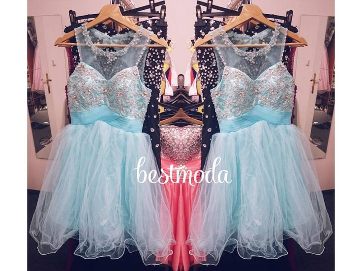 Plesové šaty SKLADEM, prom dress, prom, homecoming, homecoming dress, mint dress