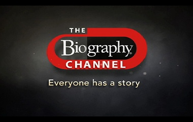 Biography channel.