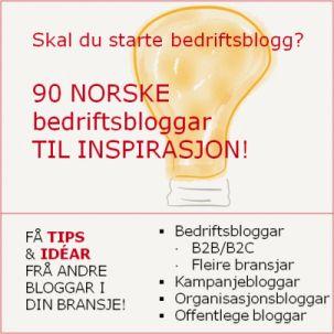 Norske bedriftsbloggar til inspirasjon | Arte et Marte