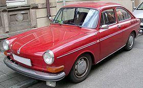 Volkswagen Type 3 – 1961
