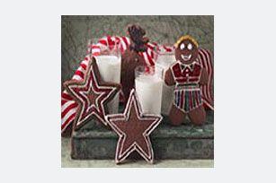 Chocolate Sugar Plum Cookies recipe