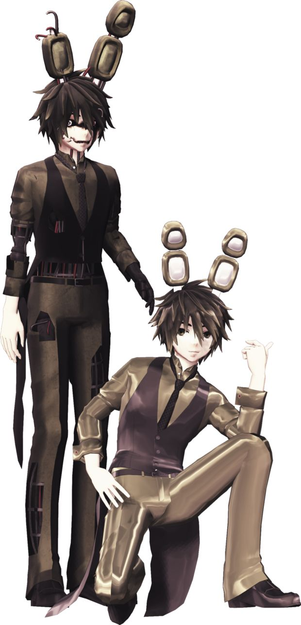 130 Best Images About Mmd Fnaf On Pinterest