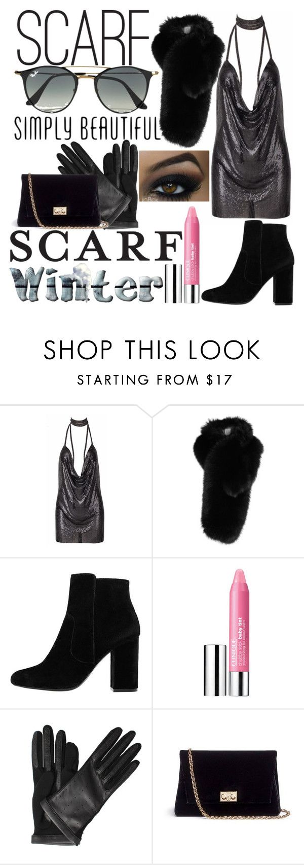 """""""#WSS"""" by emmalineavery ❤ liked on Polyvore featuring Lilly e Violetta, MANGO, Clinique, Lanvin, Rodo and Ray-Ban"""