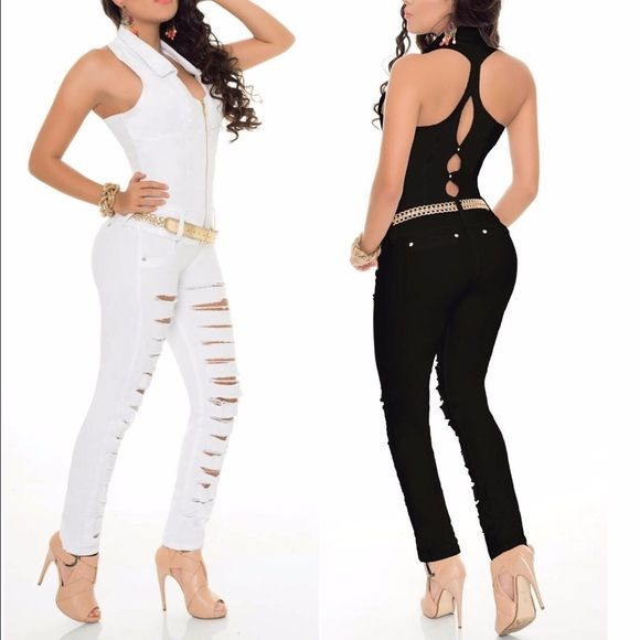 Colombian Butt Lift Jumpsuit Stunning Imported Jumpsuit                        Gorgeous designs                            Bright Colors                           Finest material                          Excellent quality                            Sizes : 3/4-5/6-7/8                    Տㄒℛعㄒʗℋㄚ & ㄩƝⅈℚuⅇ   we personally choose each piece to offer the best designs that combines quality, sensuality, elegance and style.  @Latina_Style's Closet  Poshmark Jeans Overalls