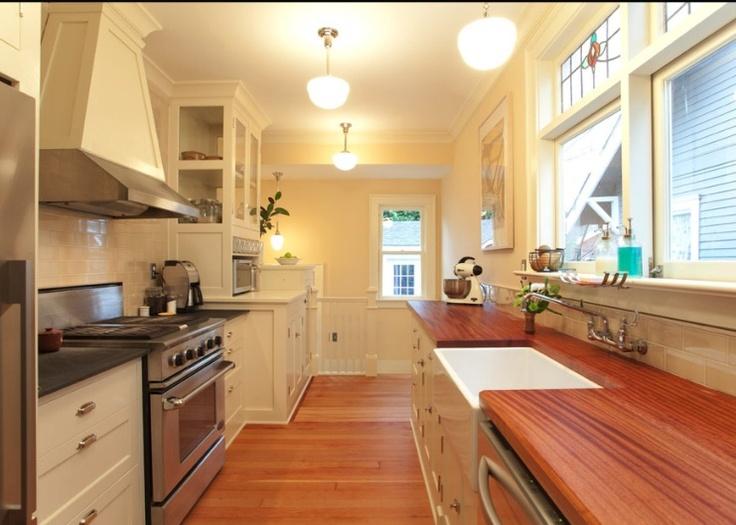 9 best Galley Kitchen Lighting images on Pinterest ...