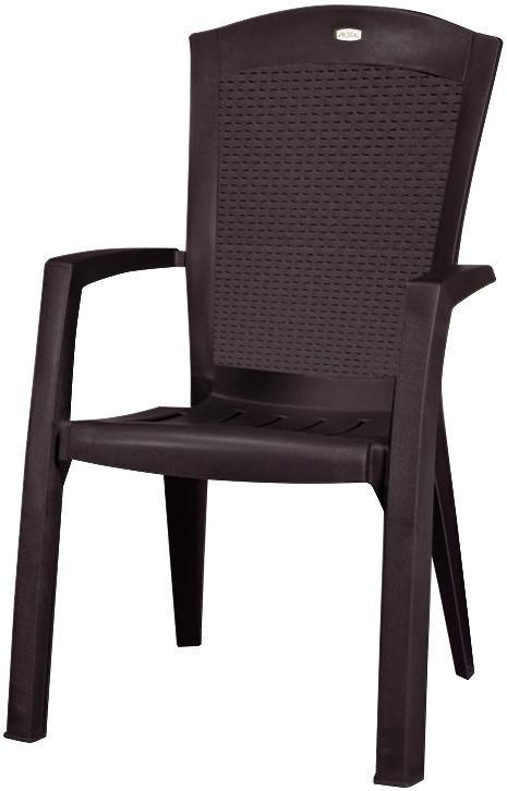 Метки: Пластиковые стулья для дачи.              Материал: Пластик.              Бренд: Keter.              Стили: Классика и неоклассика.              Цвета: Коричневый, Серый.