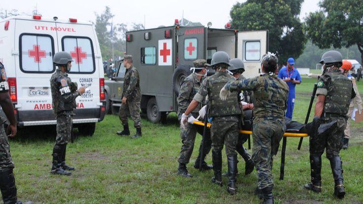 1º Curso de Resposta Médica em Desastres Naturais e Antropogênicos