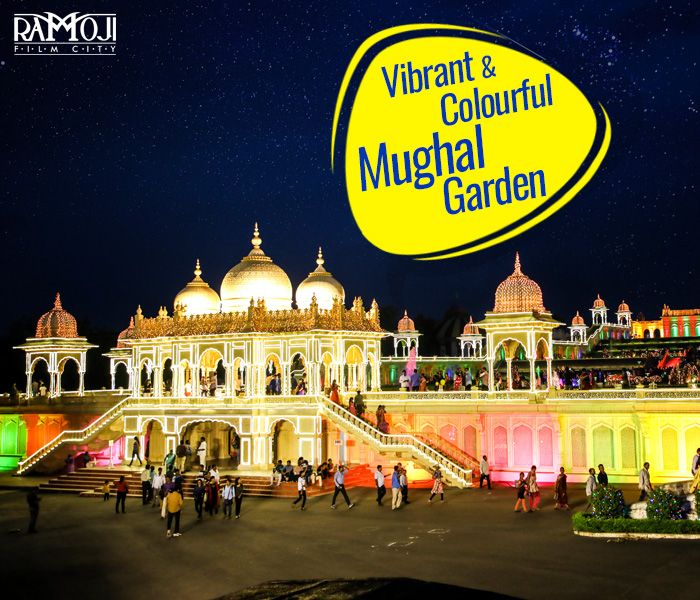 Discover The Most Beautiful Cinematic Attractions As You Tour Around The World S Largest Ramoji Film City Tour Around The World City Tours