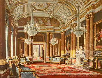 Buckingham Palace Ballroom Images Amp Pictures Becuo Becuo