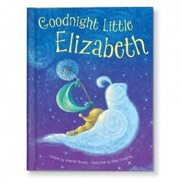 Goodnight Little Me Storybook...personalized with your child's name