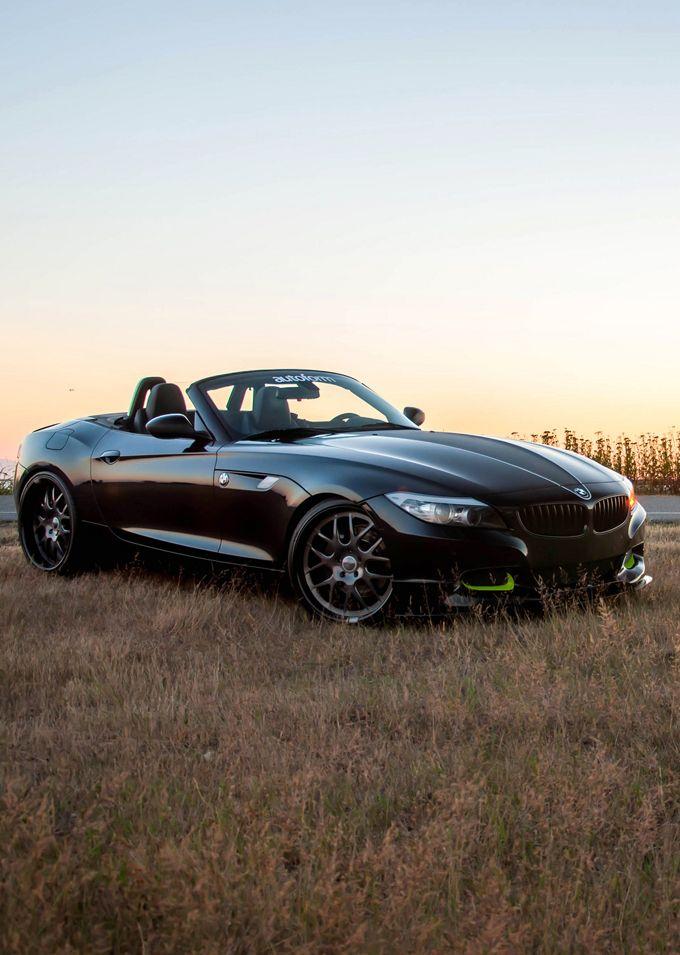 BMW Z4 - Una bestia de la carretera   Coche deportivo, velocidad, estilo, diseño, elegancia   http://www.cochessegundamano.es/bmw/z4/