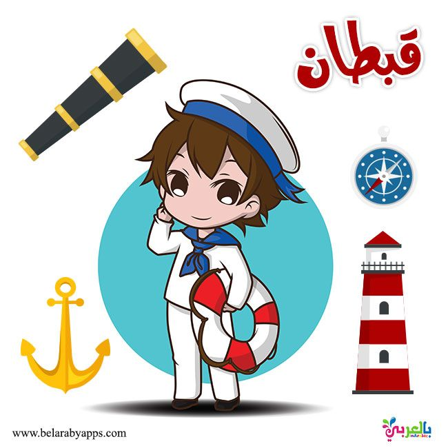بطاقات تعليم المهن للاطفال Kids Learning Activities Preschool Crafts Kids Learning
