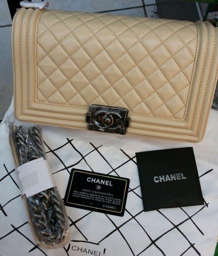 Bolsas Chanel LeBoy Importada, Linha Premium! Confira agora em nossa loja todos os modelos e cores! Aproveite e pague no cartão em até 12x ou à vista com 10% de desconto! www.replicasdebolsa.com.br
