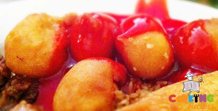 Chinese Chicken Balls Recipe: Chinese chicken balls are succulent pieces of battered chicken fried till crispy.