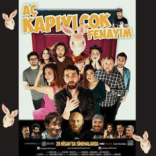 Film Gündemi: Aç Kapıyı Çok Fenayım (2017) #ackapiyicokfenayim #yerlifilm #komedi Film 28 Nisan 2017 günü vizyona giriyor