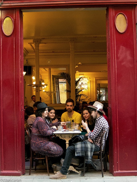 La Manuela, #Madrid. by cbascaran, via Flickr #cafe #tavern