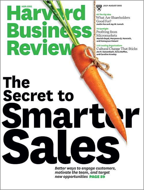 The  Best Harvard Business Review Ideas On