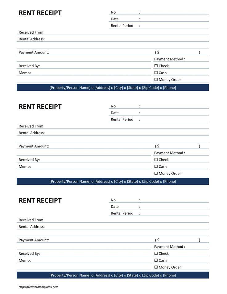 25+ unique Receipt template ideas on Pinterest Free receipt - microsoft word receipt template free