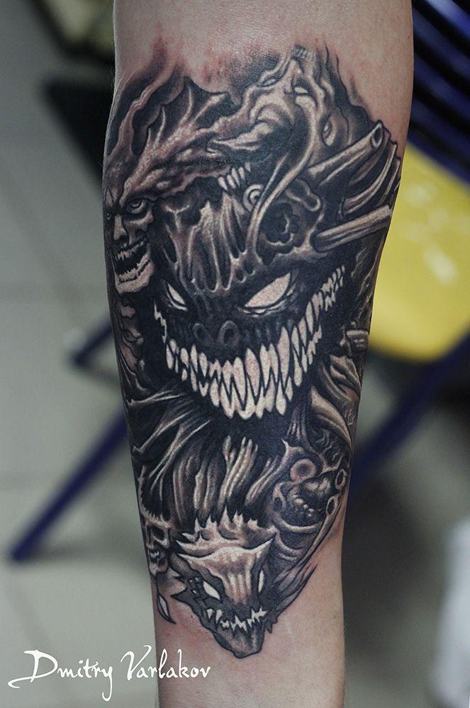 Смайлик) #varlakovtattoo #musthavetattoo #tattoo #tattooartist #tattooinmoscow #татуировка #татухи #inkedup #tattoos #tattooinmoscow
