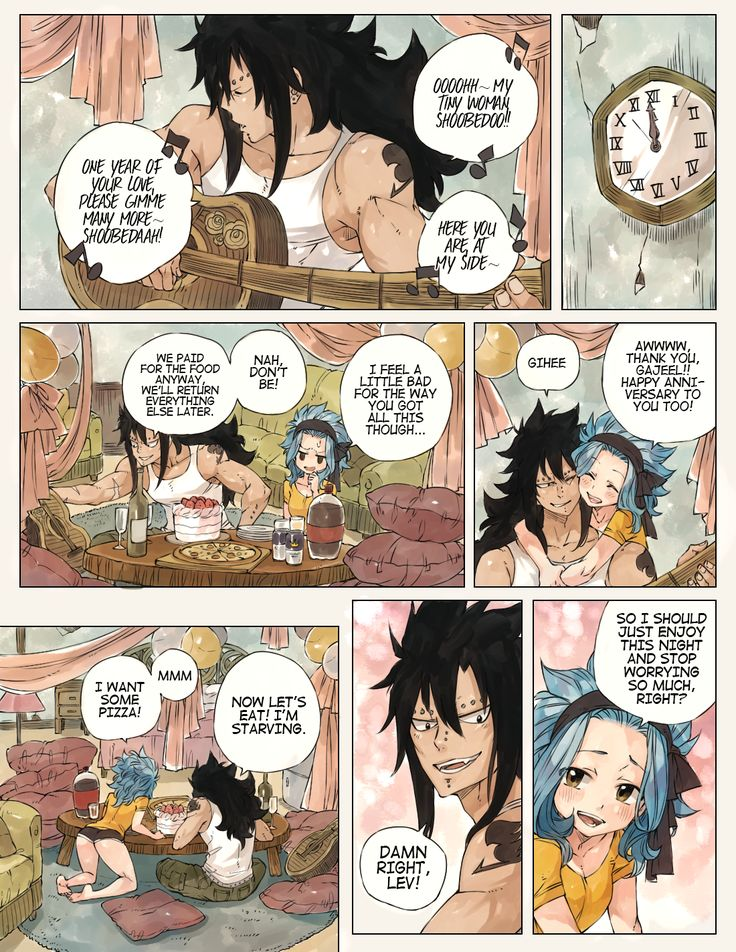 1000 Images About Fairy Tail Gajeel And Levy On Classycloud Co