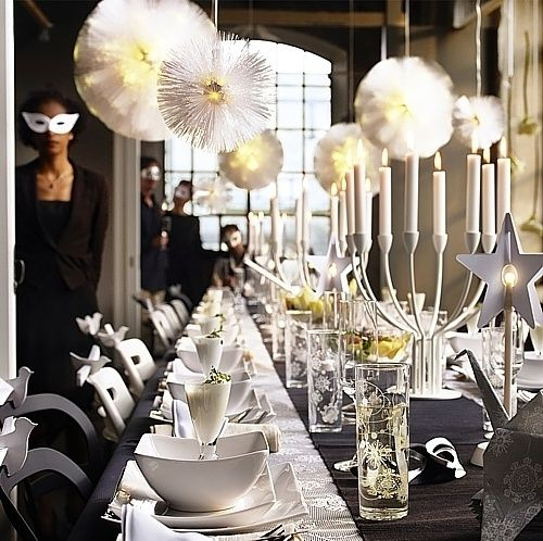 101 best new years eve images on pinterest new years eve for Table 52 new years eve