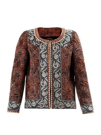 Kantha jacket | Talitha | MATCHESFASHION.COM