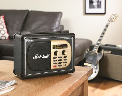 Marshall internet radio!