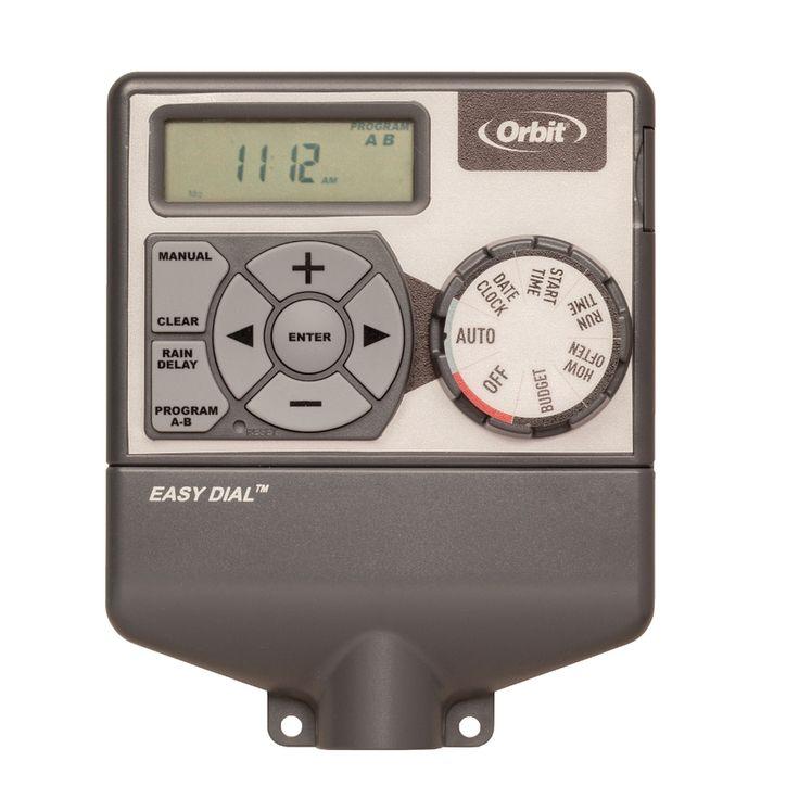 Orbit 4-Station Indoor Irrigation Timer